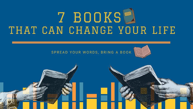 7 Books that can change your life