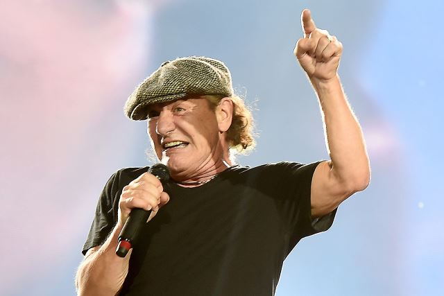 Επιστρέφει στους AC/DC ο Brian Johnson. Νέο άλμπουμ στα σκαριά