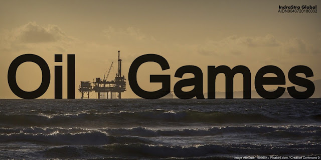 Oil Games / Image Attribute:  466654 / Pixabay.com / Creative Commons 0