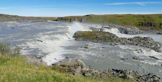 Cascada Urriðafoss. Islandia, Iceland.