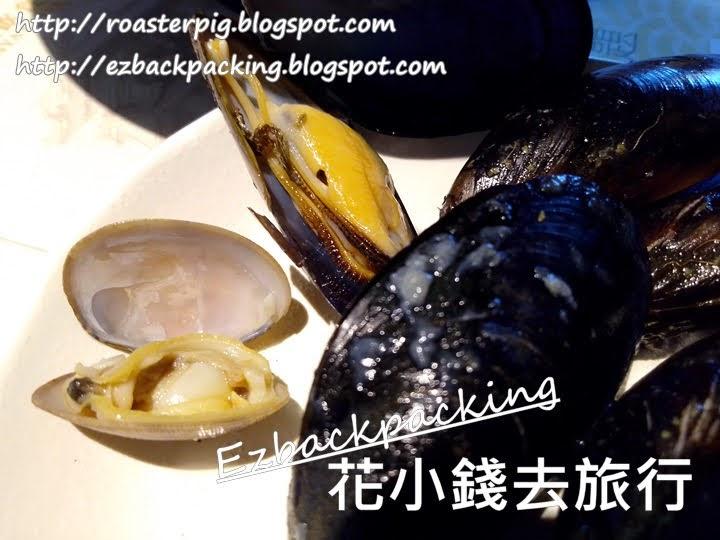 荃灣午市半自助餐:海鮮