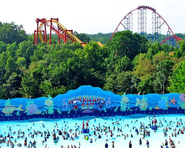 Six Flags America DC/Maryland discounts