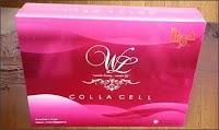 Colla Cell Collagen Glutathion Stem Cell Pearl Powder anti aging Original Agen Resmi