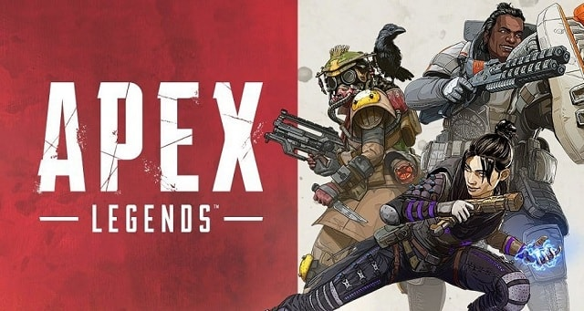 لعبة قمة الاساطير أبيكس ليجند Apex Legends