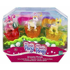 My Little Pony Silly Lilly Breezies Parade  G3 Pony
