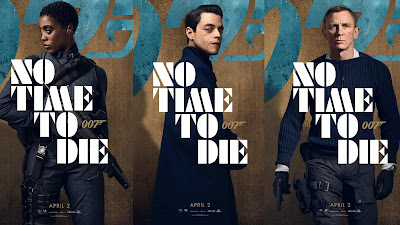 Daneil Craig and Rami malek are in action with 25th installment of james bond series known as No Time To die