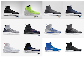 Nike Free Flyknit Mercurial Superfly All Colorways(616更新