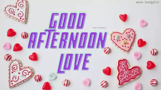 good afternoon love images