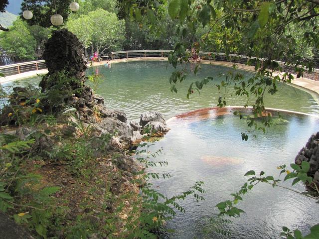 maquinit hot spring coron philippines