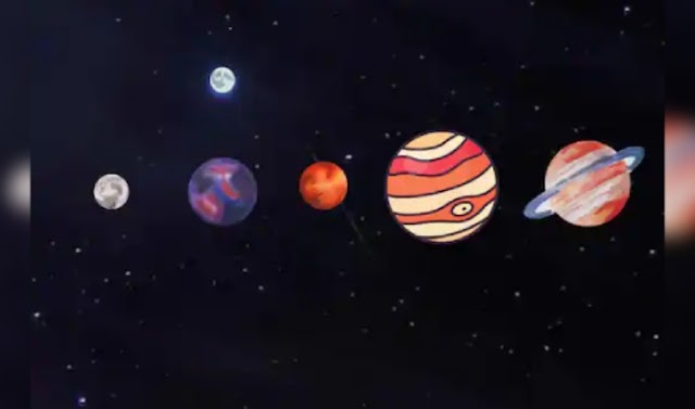 You Can Spot These 5 Planets Along With the Moon on Sunday Without a Telescope