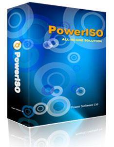 تحميل و تثبيت أخر إصدار من برنامج PowerISO 6.7 مع التفعيل