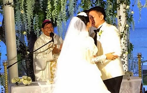 40574fe8131 Heart Evangelista and Chiz Escudero Wedding (Photos and Videos ...