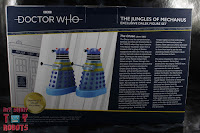 Doctor Who 'The Jungles of Mechanus' Dalek Set Box 03