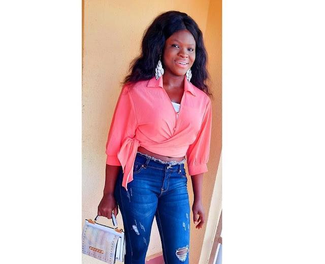 Lady Amenze Precious Okoro