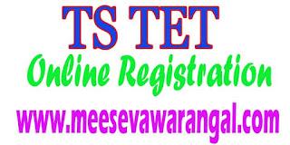 Telangana (TS) TET 2016 Online Registration