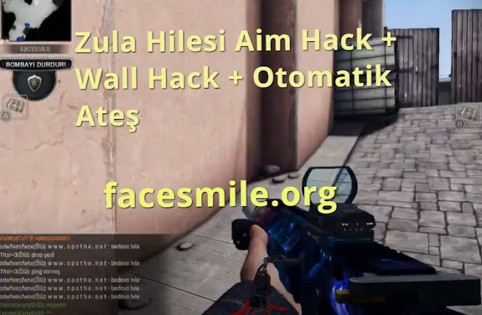 Zula Hilesi Aim Hack + Wall Hack + Otomatik Ateş Son Sürüm 2020