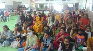 सद्भावना मंच ने दिया बच्चों को प्रोत्साहन राशि एवं सम्मान पत्र