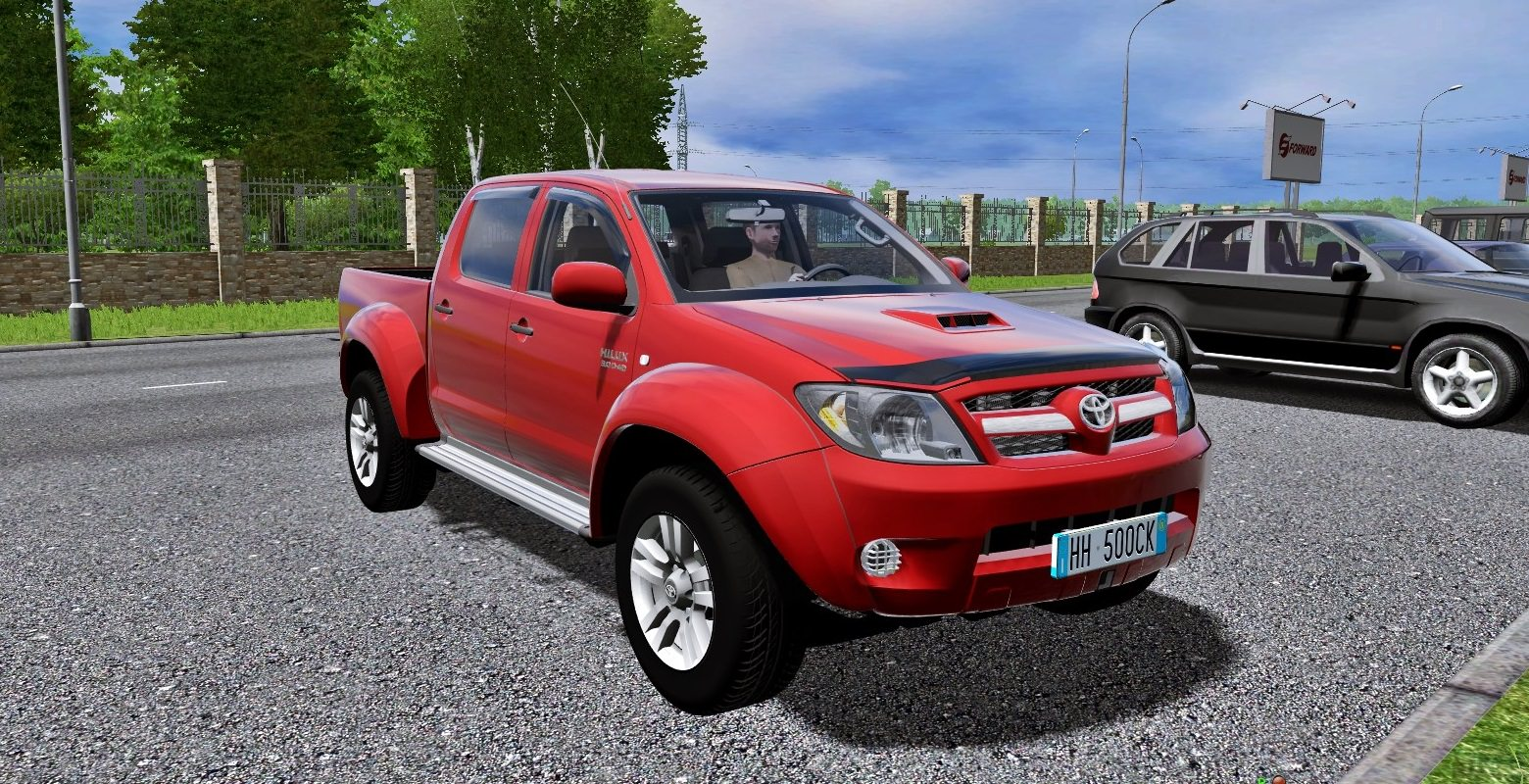 CCD 1.4.0 - 1.5.5 Car Toyota Hilux 3.0 D 4WD