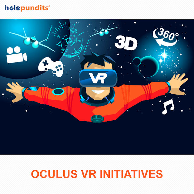 Oculus VR initiatives