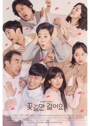 Down the Flower Path 2019, Korean drama, Synopsis, Cast