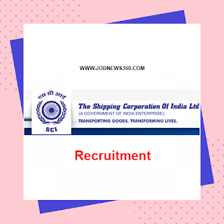 Shipping Corporation of India, Chennai Walk-IN 27th Sep 2019 for Radio Operator