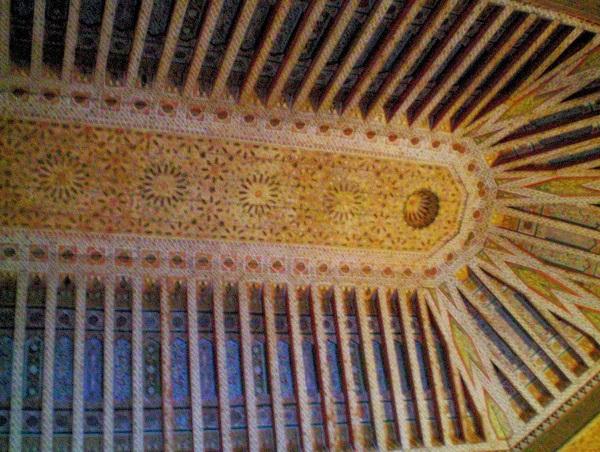Palacio Bahia en Marrakech