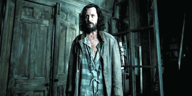Сириус Блек в Хари Потър и затворникът от Азкабан
