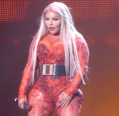 Lil Kim stuns on stage for Bad Boy Reunion in NYC