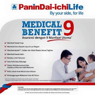 Asuransi Jiwa dan Kesehatan sesuai tagihan (As Charge)