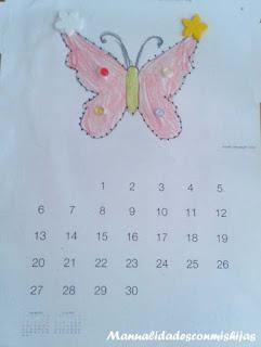 calendario-para-ninos-colorear