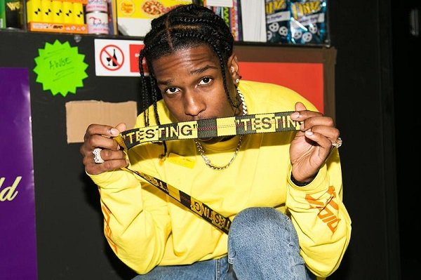 ASAP Rocky Detained for Third Week in Swedish Jail