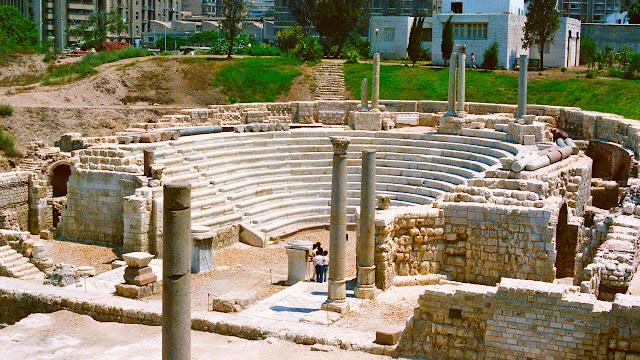 Alexandria Ruins - Is Egypt Worth Visiting - www.tripsinegypt.com