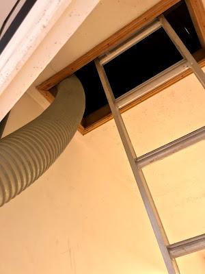 French Village Diaries 1€ loft insulation