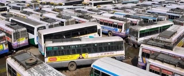 आनी में थमे बसों के पहिए, जनता को करना पड़ा मुश्किलों का सामना