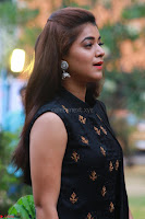 Actress Yamini Bhaskar in a Tight Black Sleeveless Dress ~  Exclusive 05.JPG