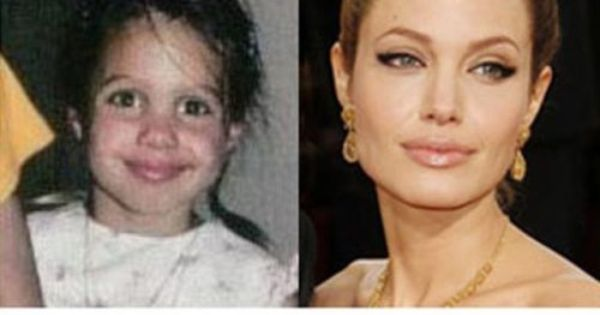 Celebs then and now - MSN