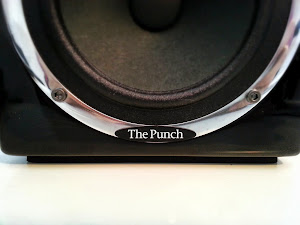 The Punch, mi estudio de mástering y mezcla.