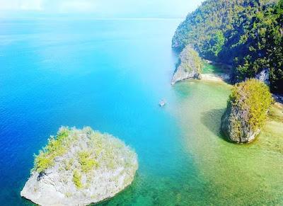 Berwisata ke Buol - Batu Tiga Tanjung Leok