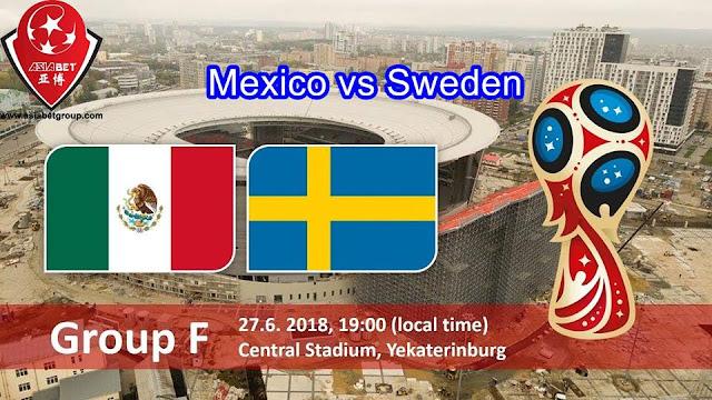 MEXICO VS SWEDEN LIVE STREAM WORLD CUP 27 JUNE 2018