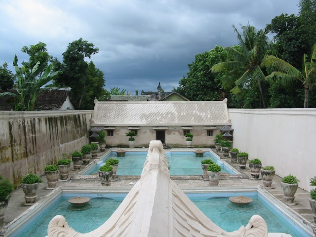 Wasserpalast Taman Sari, Yogyakarta