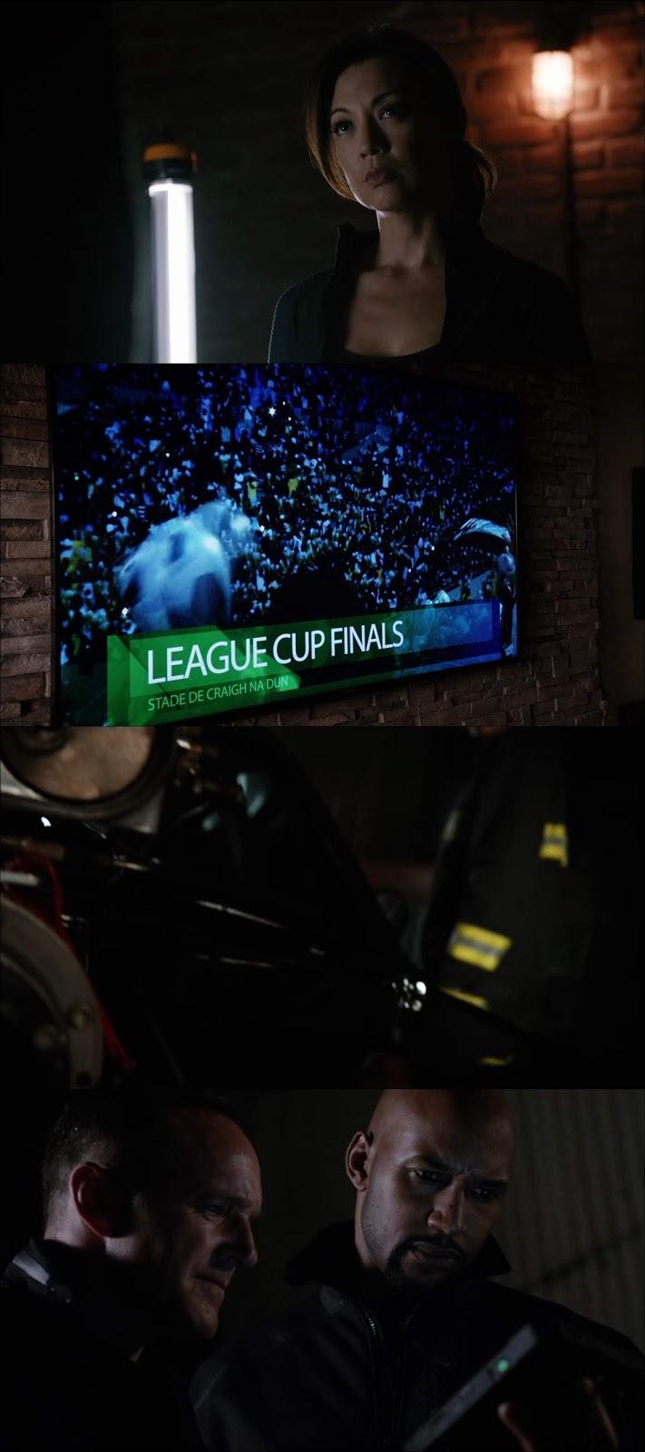 Marvel Agents of Shield Temporada 4 HD 720p Latino