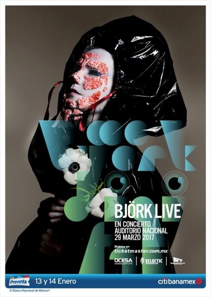 Björk en México