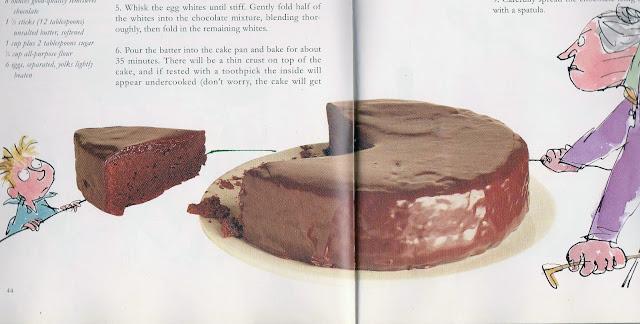 Image result for chocolate cake matilda