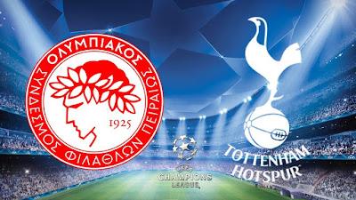 مشاهدة مباراة توتنهام وأوليمبياكوس بث مباشر اليوم 18-9-2019 في دوري ابطال اوروبا