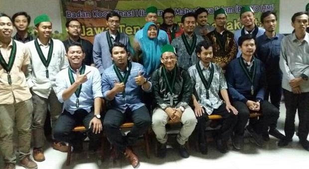 Sahal Munir Pimpin Badko HMI Jateng/DIY 2018-2020