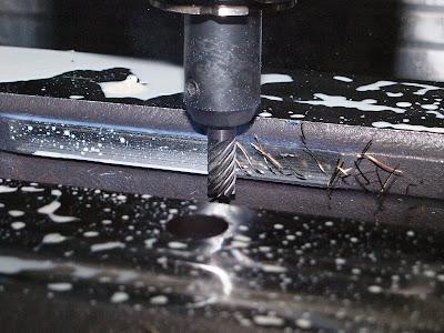 CNC Lathe Machine Cuting Process