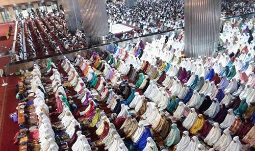 Contoh Khutbah Idul Fitri 1437 H Singkat Seperti Rasulallah Dan Terbaru
