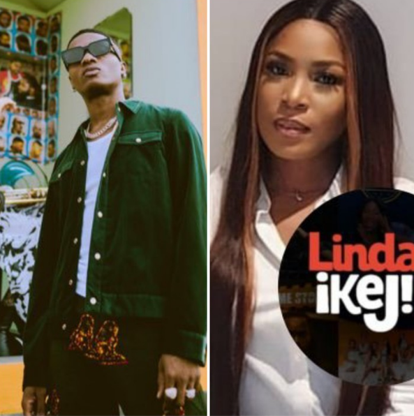 COZA Endorsement: Media War Between Wizkid And Linda Ikeji Again???