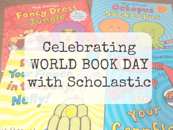 Celebrating World Book Day With Scholastic