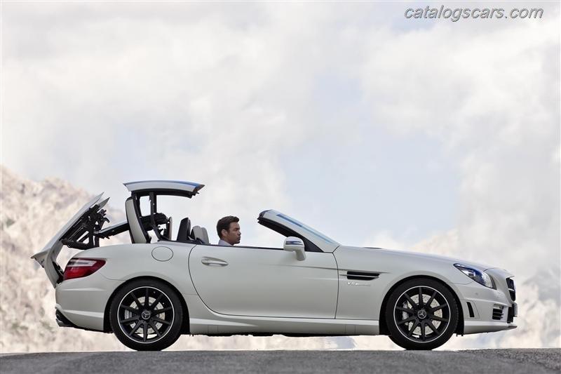 صور سيارة مرسيدس بنز SLK55 AMG 2014 - اجمل خلفيات صور عربية مرسيدس بنز SLK55 AMG 2014 - Mercedes-Benz SLK55 AMG Photos Mercedes-Benz_SLK55_AMG_2012_800x600_wallpaper_17.jpg